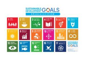 SDGsです