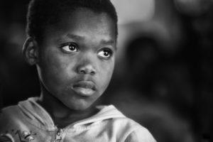 アフリカの子