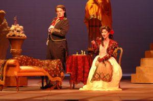 オペラ貴族です