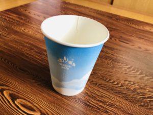 ローソンのアイスコーヒーカップ