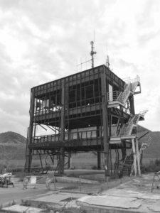 南三陸の防災庁舎です
