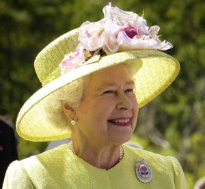 エリザベス女王です