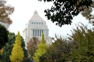 国会議事堂です