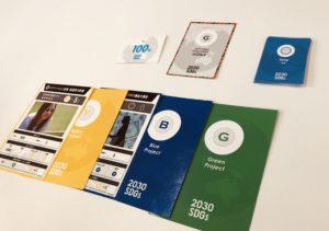 2030SDGsカードです。