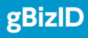 GビズIDのロゴです