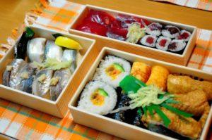 寿司 折詰