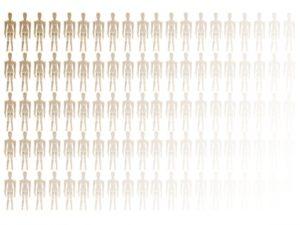 人口減少です