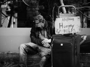 貧困 ホームレス