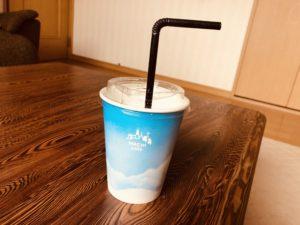 アイスコーヒーです