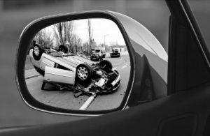 交通事故です