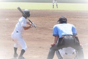 高校野球です