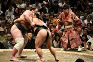 大相撲です