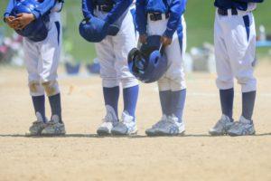 少年野球です