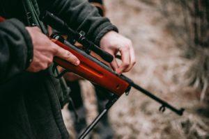 銃 武器 狩猟
