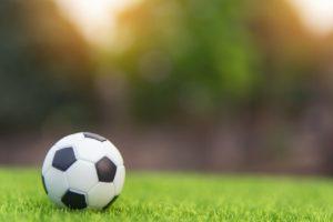 サッカーボールです