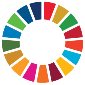 SDGsのホイールロゴ