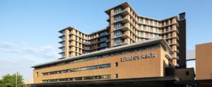 石川県立中央病院です